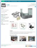Сайт - продажа торгового оборудования